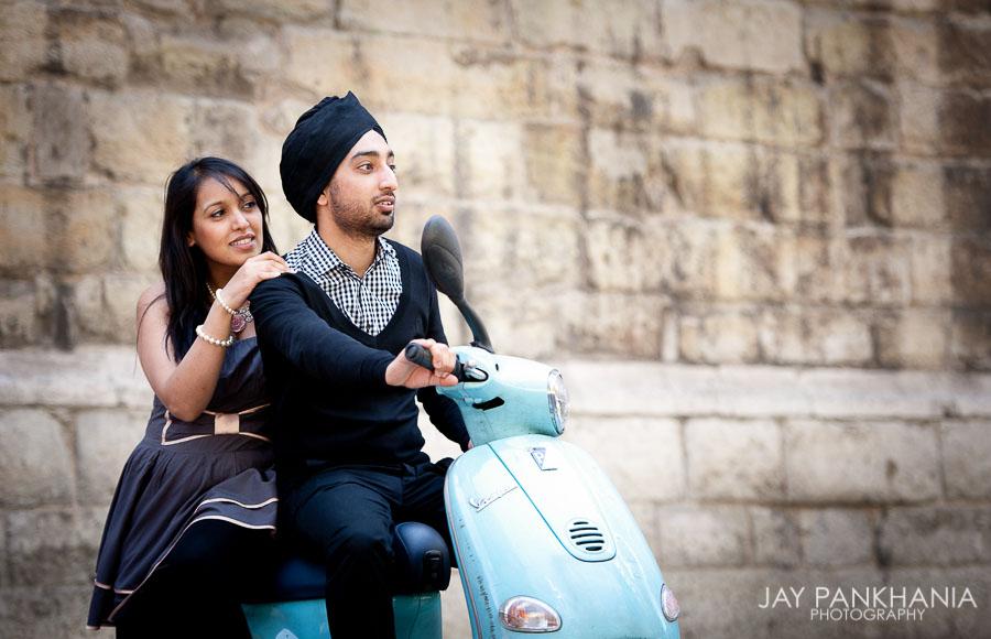 Asian Wedding Photography Stpauls London Pre Photoshoot Creative Fun Jay Pankhania 2
