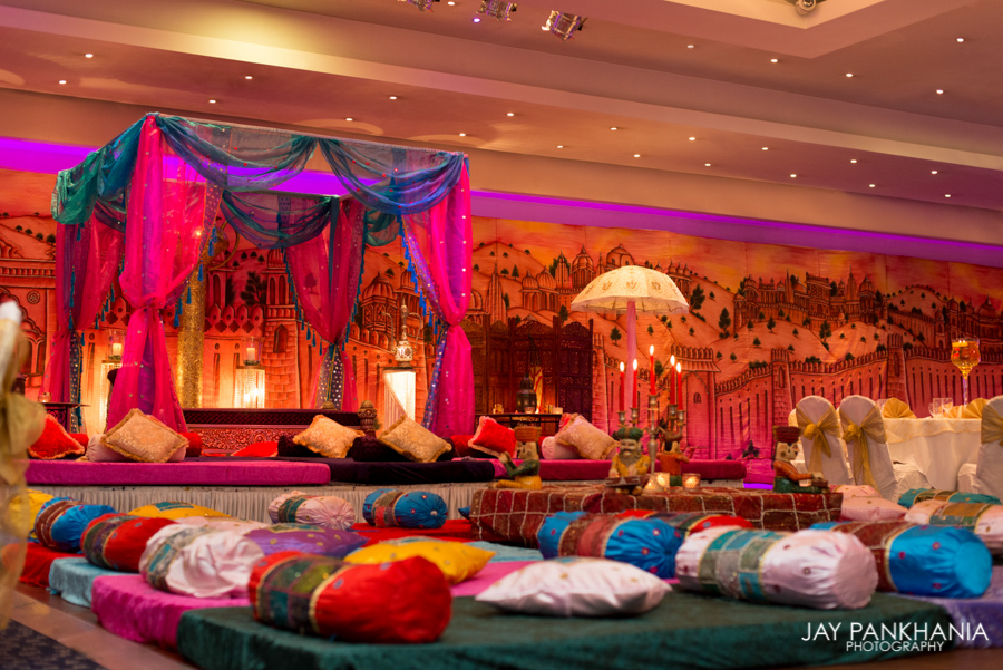 Commercial Photography For The VIP Lounge Edgware Indian Wedding Photography By London Based