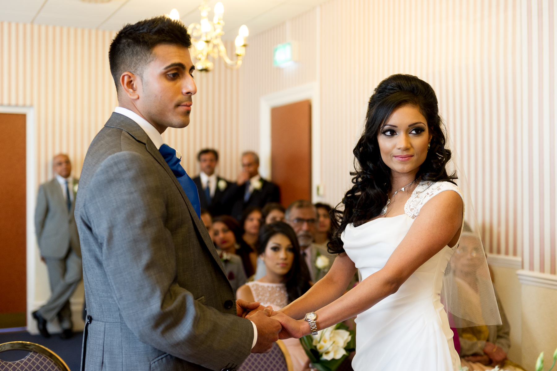 Indian registry wedding photography london by jay for At home wedding registry