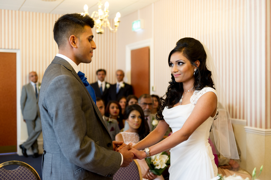You Ll Really Love Their Stunning Indian Wedding At Copthorne Effingham Click Here