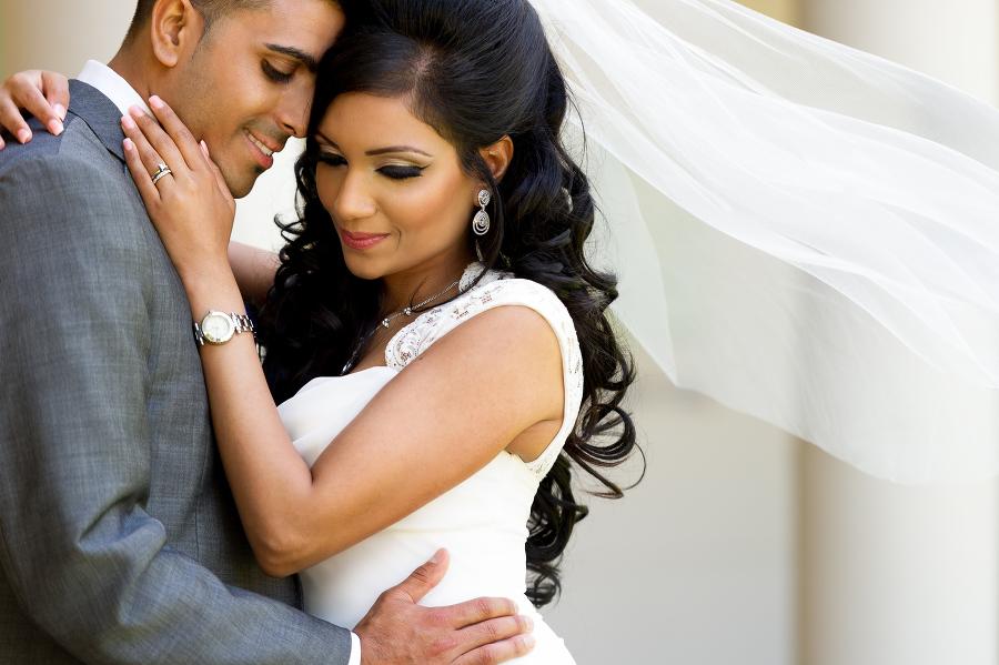 Reena Sanjay A Registry Wedding At Redbridge Office