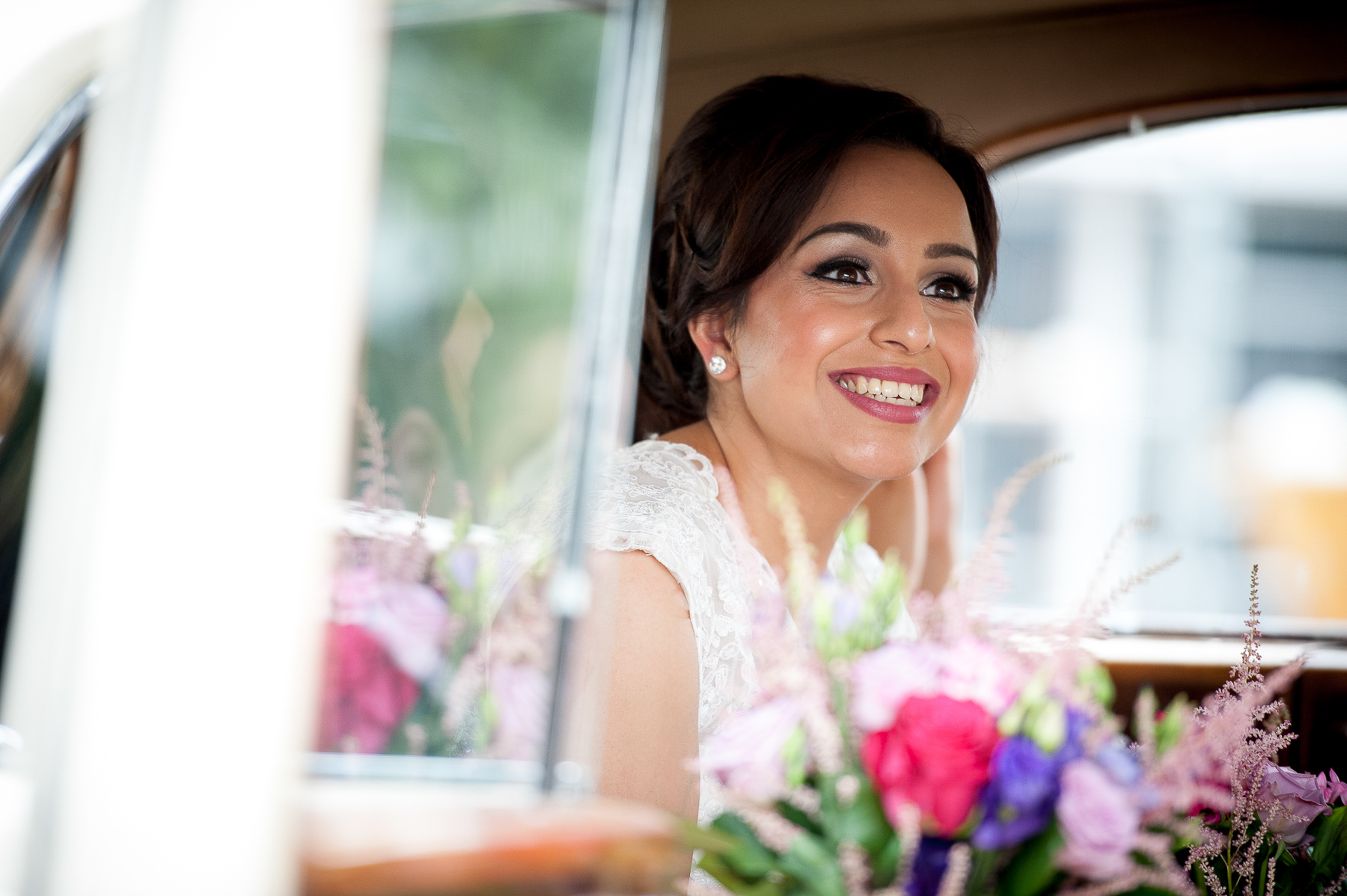 For Now Here Are Some Highlights Of Their Registry Wedding In Leicester