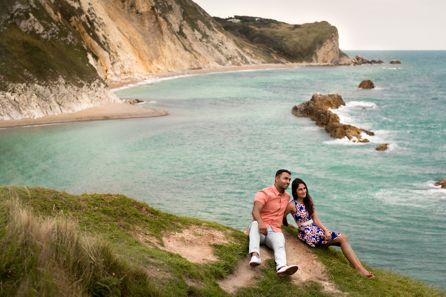 Swapna u0026 Shashi Pre Wedding Shoot at Durdle Door » Jay Pankhania Wedding Photography | Indian Wedding Photography by London based Hindu Wedding ... & Swapna u0026 Shashi Pre Wedding Shoot at Durdle Door » Jay Pankhania ...